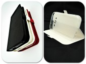 Husa FlipCover Stand Magnet HTC Desire 650 ALB